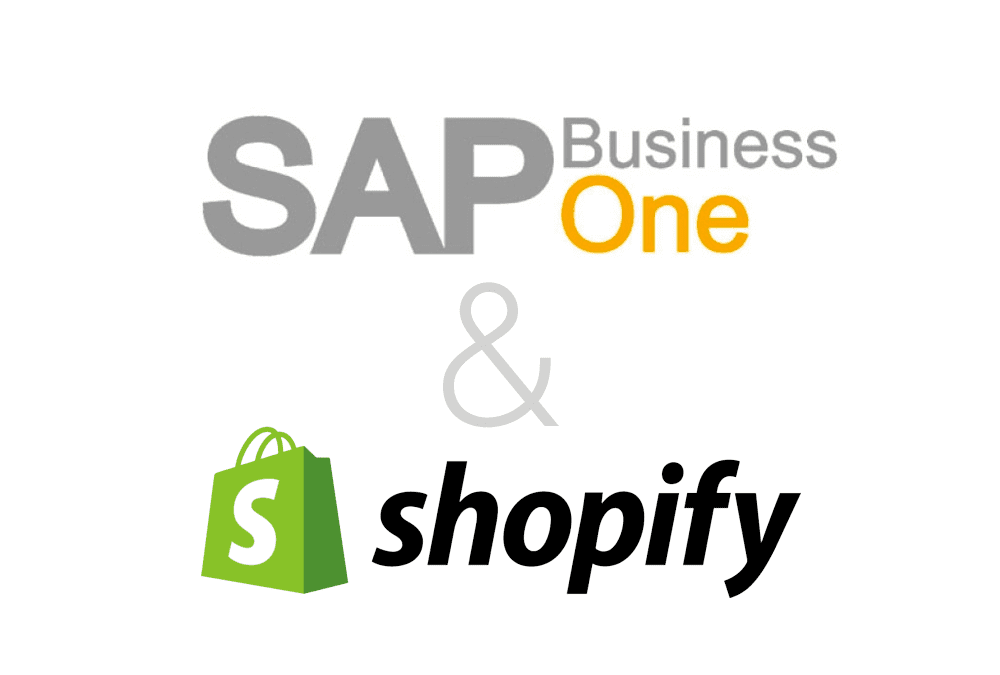 SAP Business One & Shopify