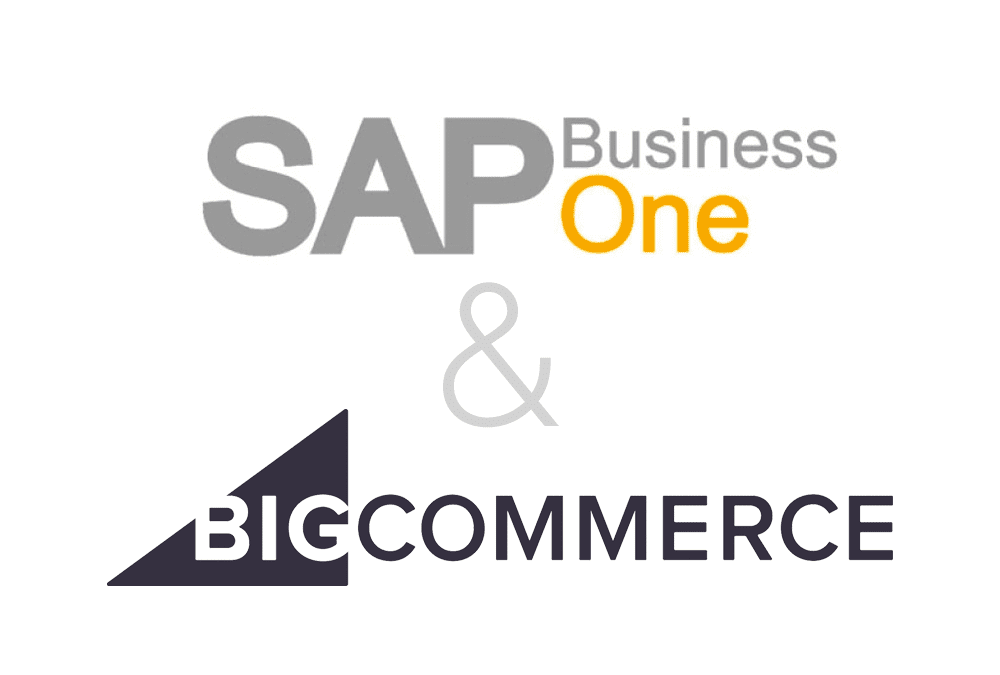SAP Business One & BigCommerce